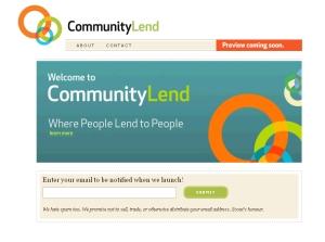 CommunityLend startet P2P Kredite in Kanada